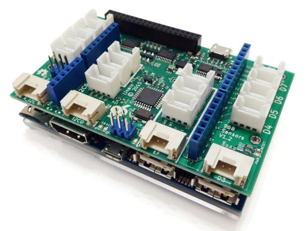 96Boards Sensors board.