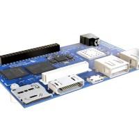 Qualcomm's Snapdragon DragonBoard 410c development board.