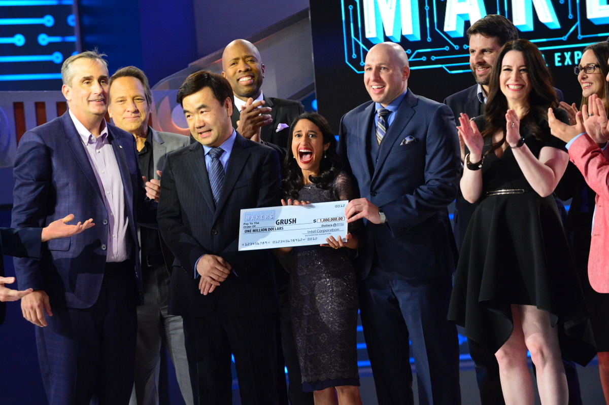 """The """"America's Greatest Maker"""" That Just Won a Million Bucks Is…"""