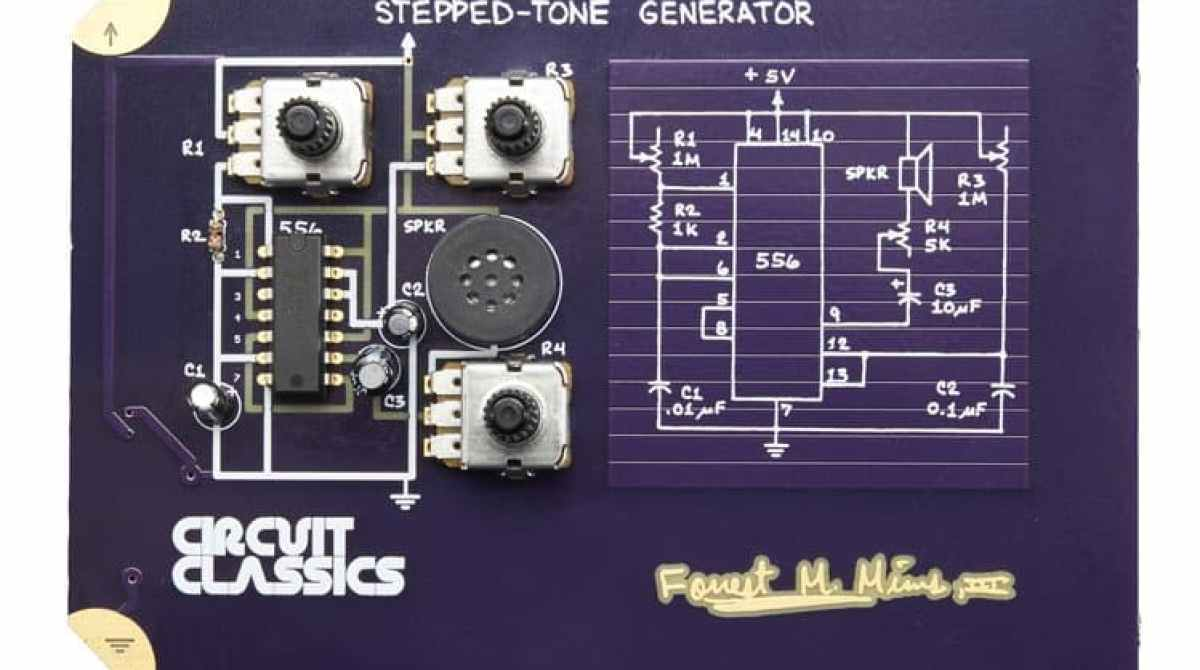 Celebrating the Classic Circuits of Forrest M. Mims III