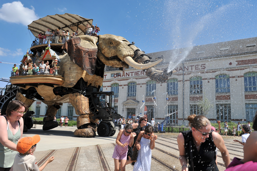 You Could Be Part of the Mind-Blowing Awesomeness of Maker Faire Nantes