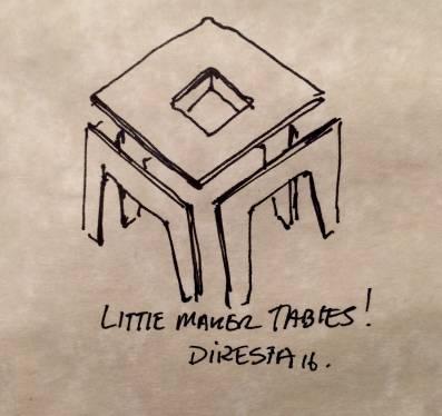 Diresta Coffee Table
