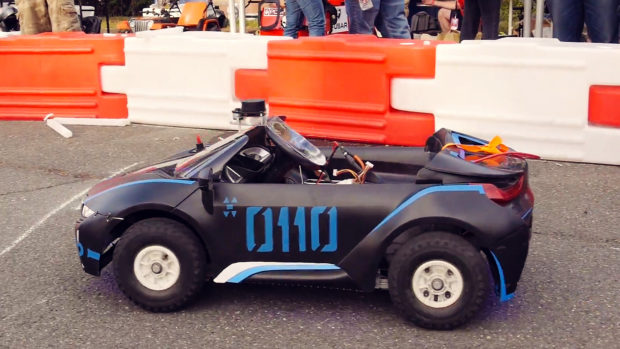 The Power Racing Series is working to lower the barrier to entry for autonomous car development.