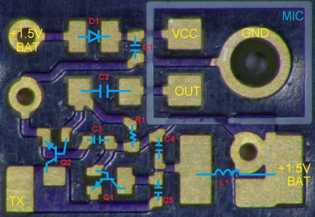 Make a Teeny Tiny FM Spy Transmitter