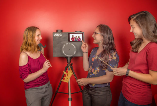 Create a Raspberry Pi Photo Booth for Your Next Party