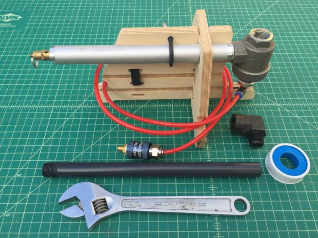 Compressed Air Rocket Launcher