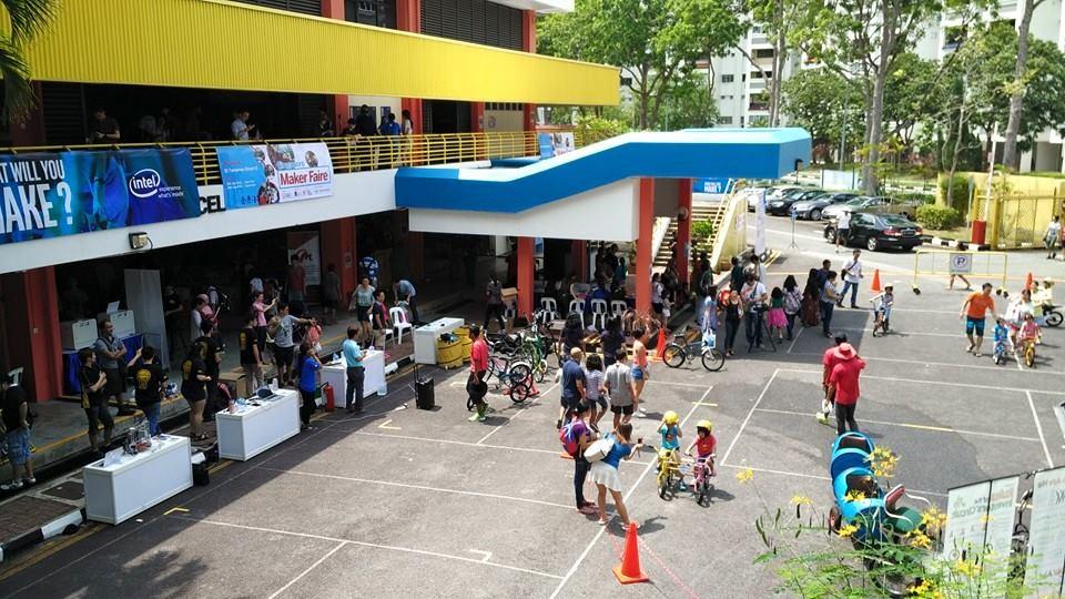 Maker Faire Singapore Celebrates Lifelong Learning