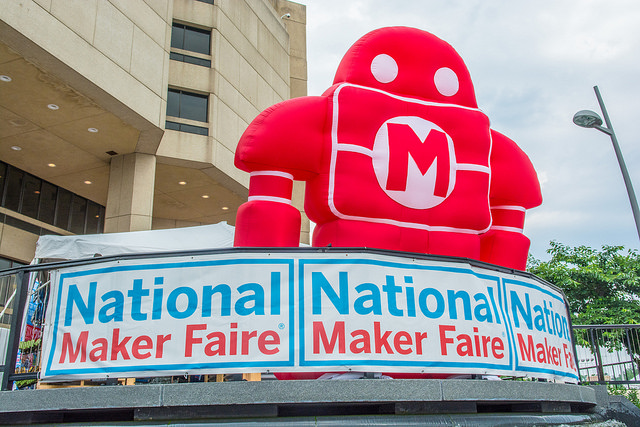 National Maker Faire Kicks Off the Summer of Making