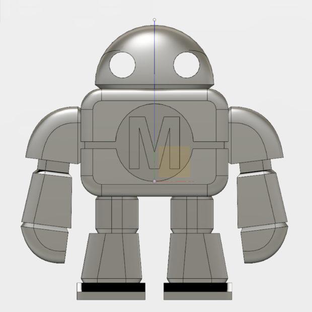 3- 3D model