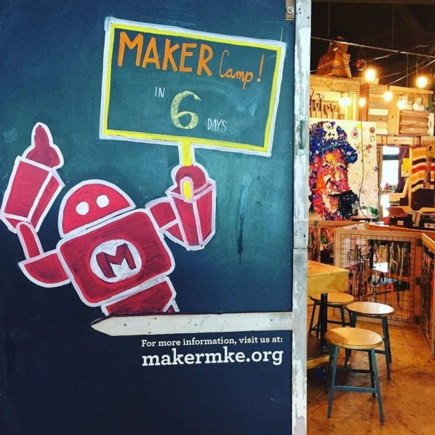 Maker Mike Maker Camp
