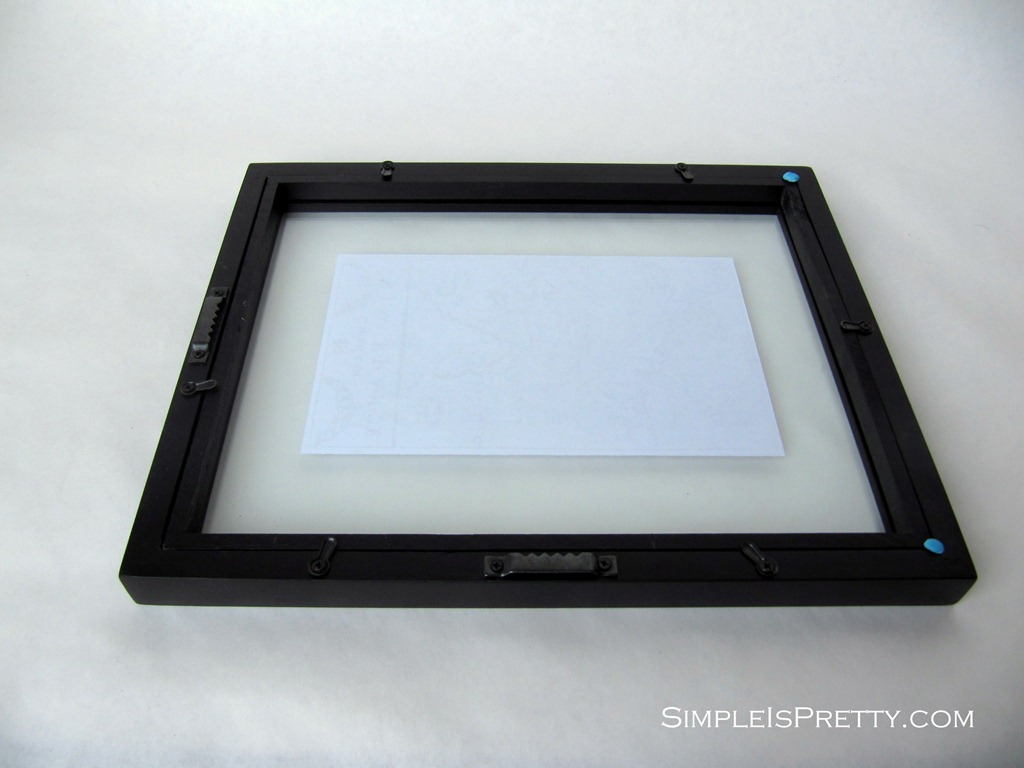 Sticky-tac-on-picture-frame5