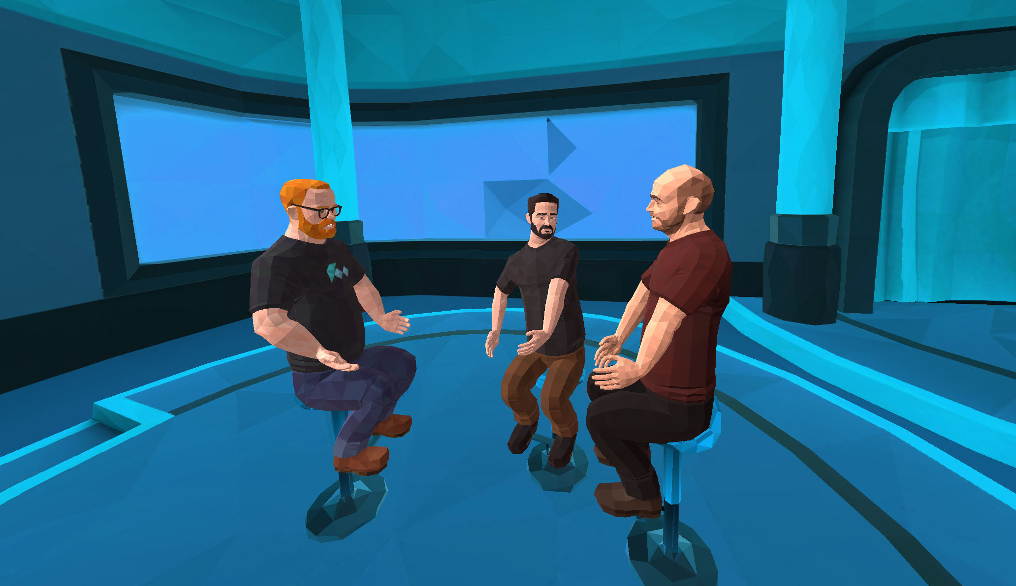 The Challenges and Rewards of Designing a VR World