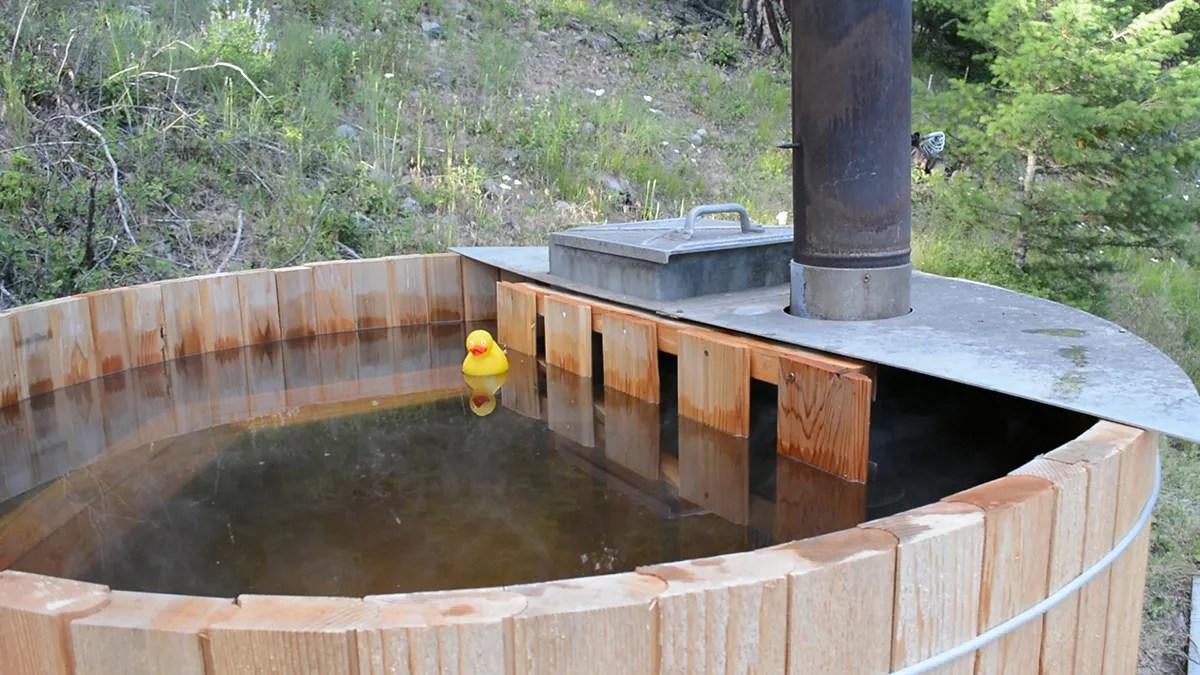 Build a Rustic Cedar Hot Tub for Under $1,000 | Make: