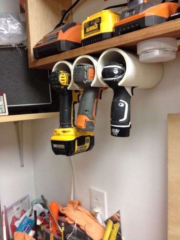 22 garage storage organization ideas 20 Brilliant Tool Storage Solutions