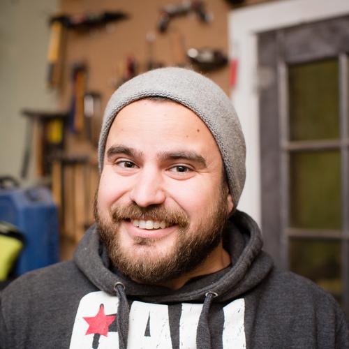 Maker Spotlight: Arman Mizani