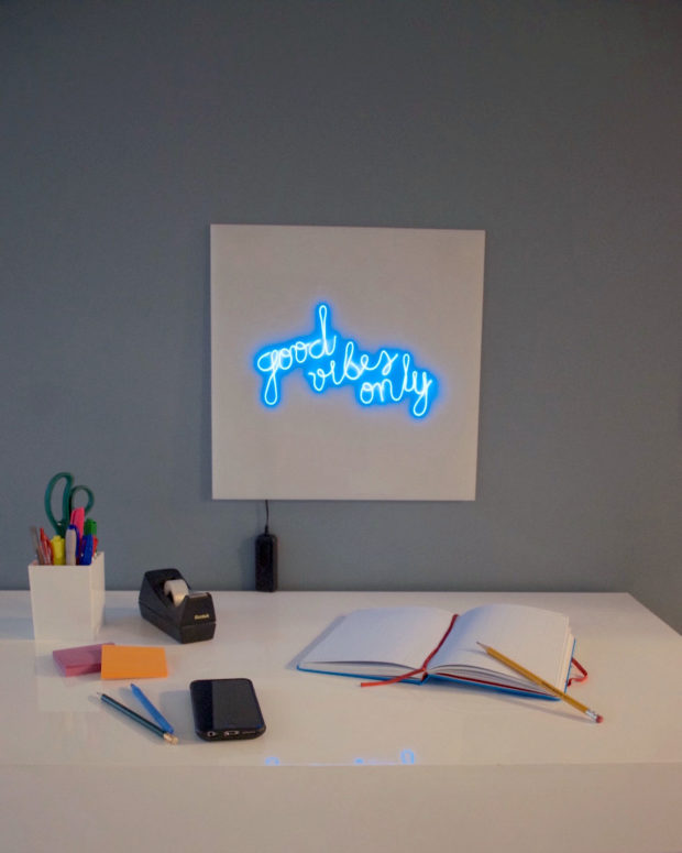Create A Faux Neon Sign With El Wire Make