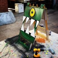 MonsterBarricade