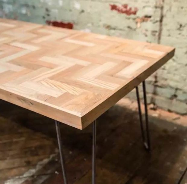 Palletwood Coffee Table