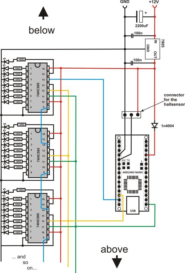Ungewöhnlich Led Downlight Schaltplan Fotos - Elektrische Schaltplan ...