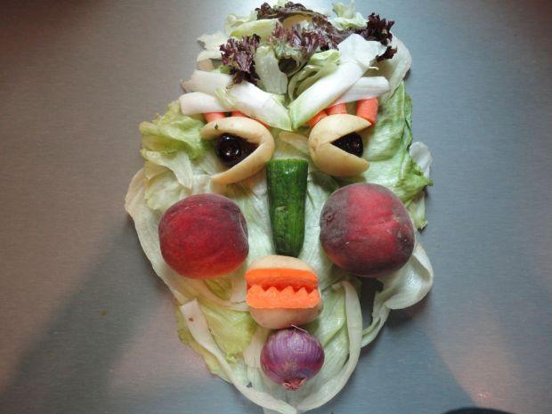 food-face