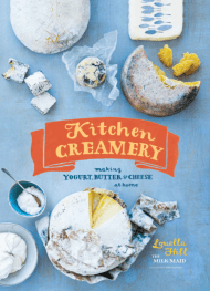 These and other cheesemaking tips and recipes and can be found in my book Kitchen Creamery.