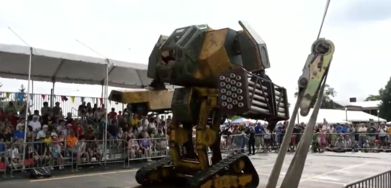 Watch the Highlights from Detroit Maker Faire
