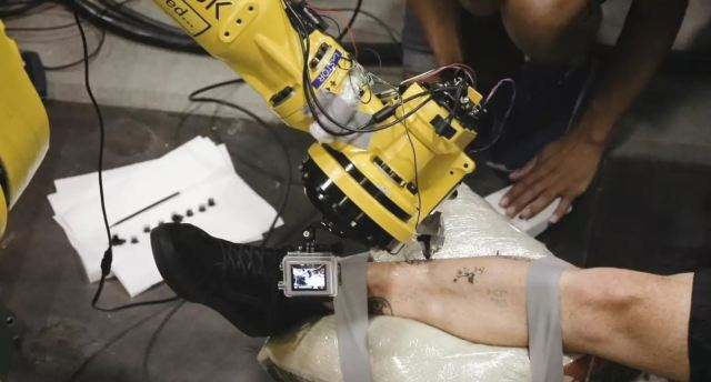 Are Robots the Future of the Tattoo Industry?