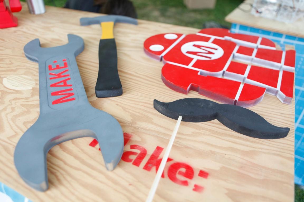 Makezine weekend projects