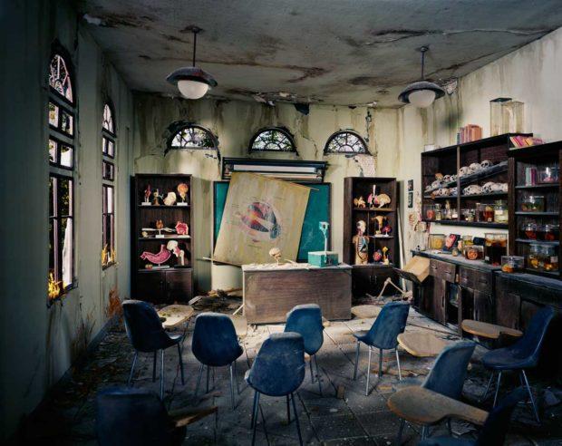 Anatomy-Classroom