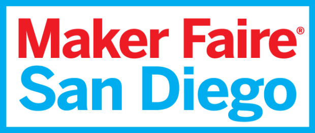 Maker Faire San Diego will take place at Balboa Park, Sat–Sun, October 1 & 2. See you there!