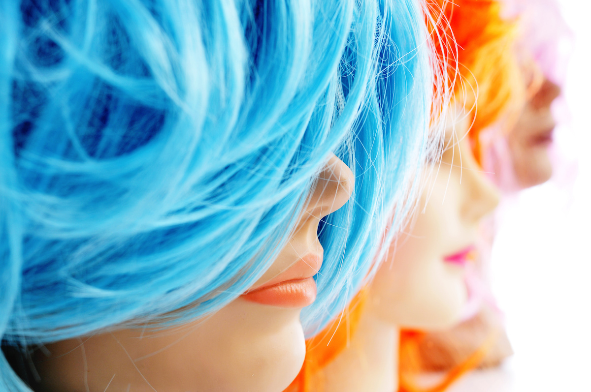 How to Choose, Store, and Care for Costume Wigs