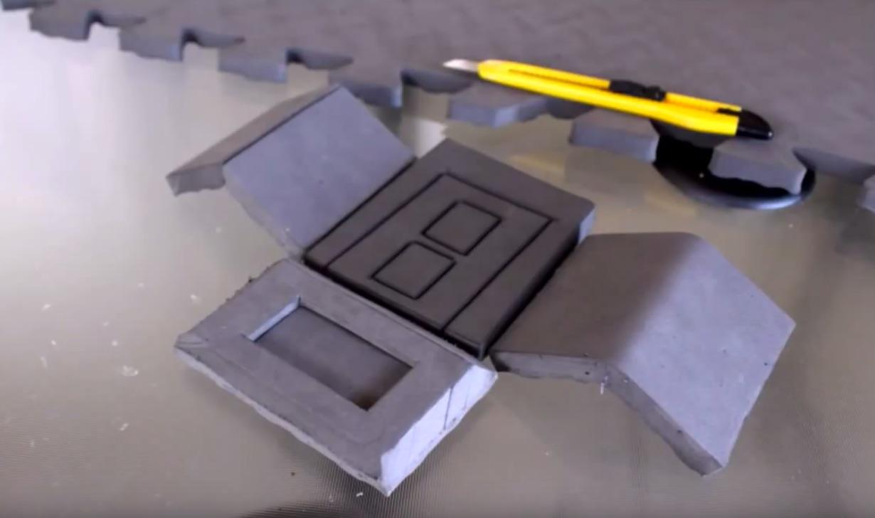 how to make eva foam