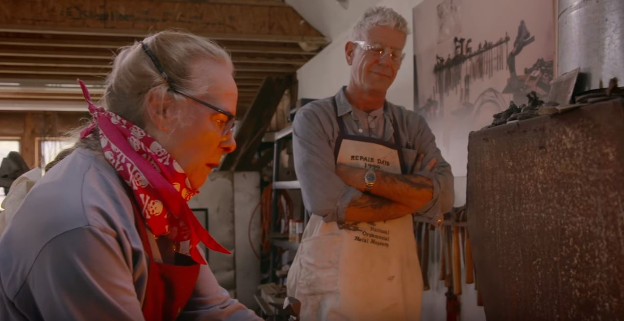 Raw Craft with Anthony Bourdain Is Back!