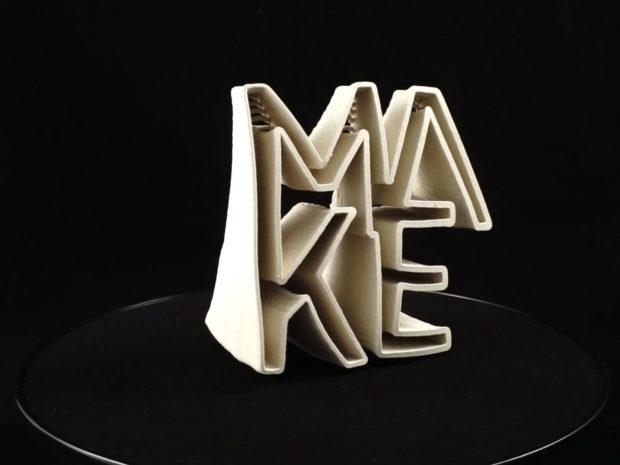 This Custom Machine 3D Prints Incredible Ceramic Sculptures
