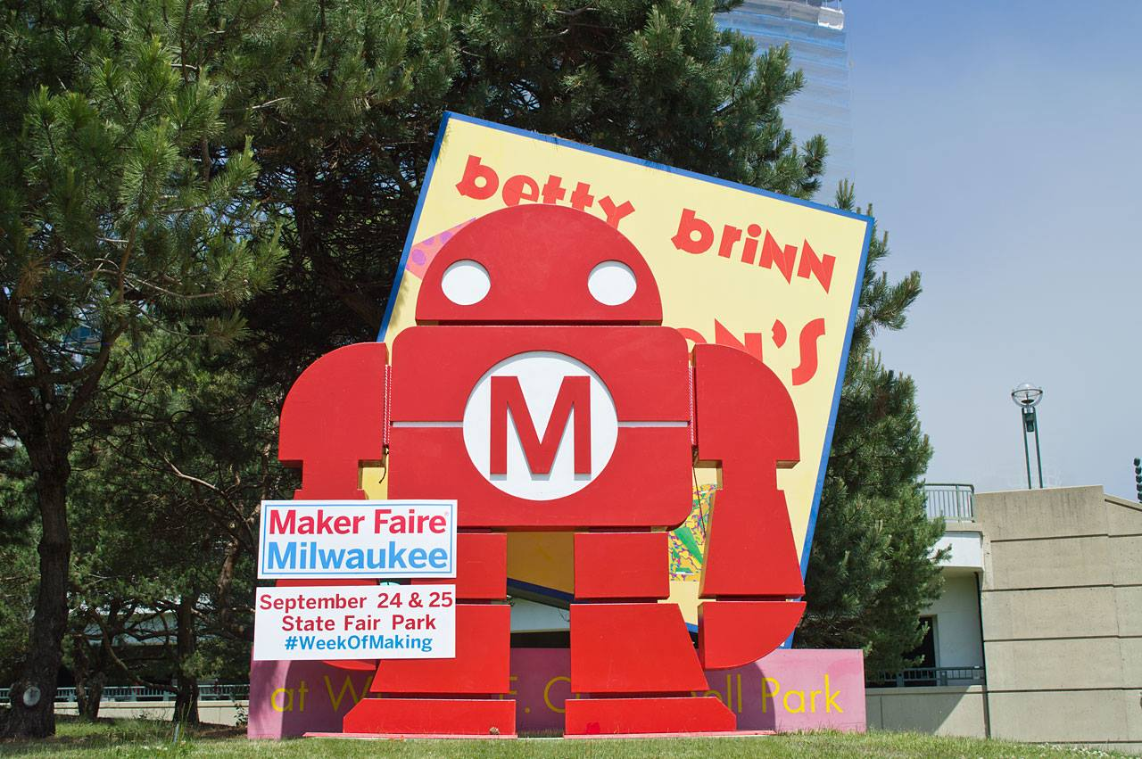 Makers + Museum = Magic in Milwaukee