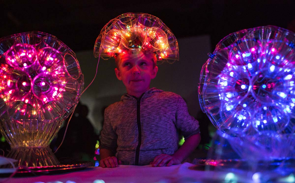Live Updates from World Maker Faire 2016
