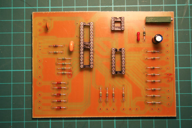 Build and Wire a Toy Music Sequencer