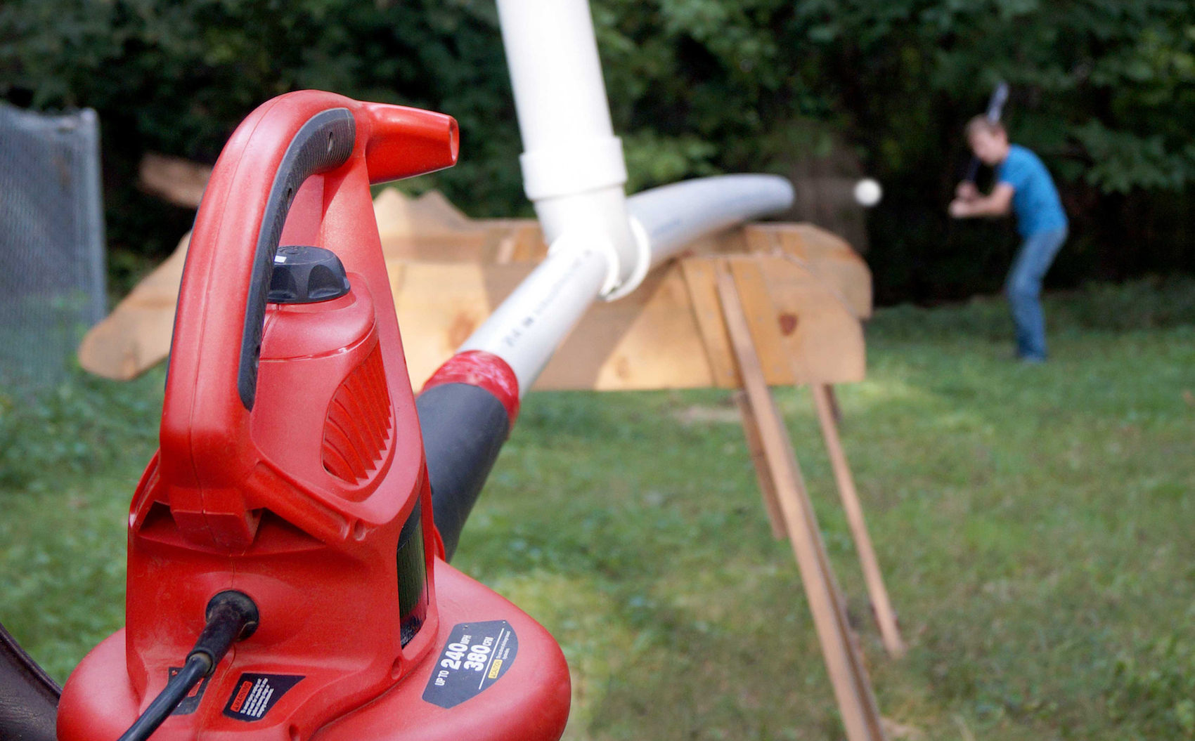 100 backyard ballistics book axe throwing niagara falls