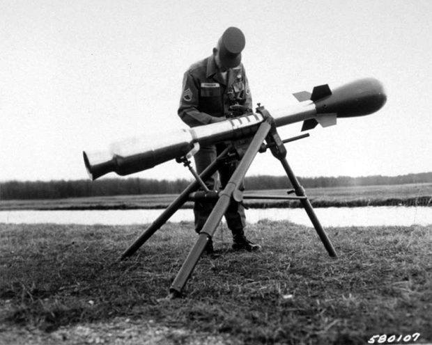 Figure A. Worst 20th-century invention: Battlefield nuclear weapons