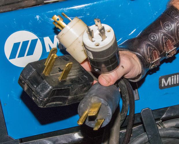 Figure 1 – My plethora of plugs