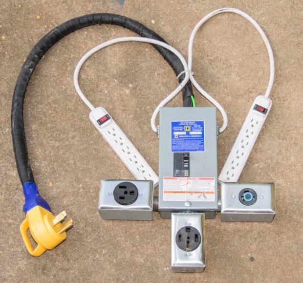 Understanding 240V AC Power for Heavy-Duty Power Tools | Make: on