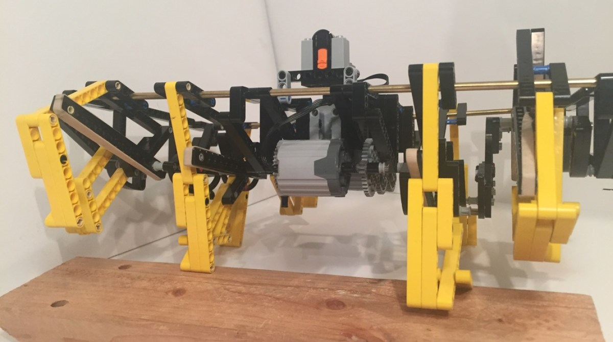 Here's How to Build an Awesome Multi-Legged Robot