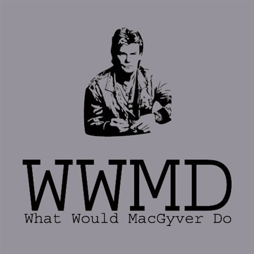 Learn The Macgyver Secret To Problem Solving Under