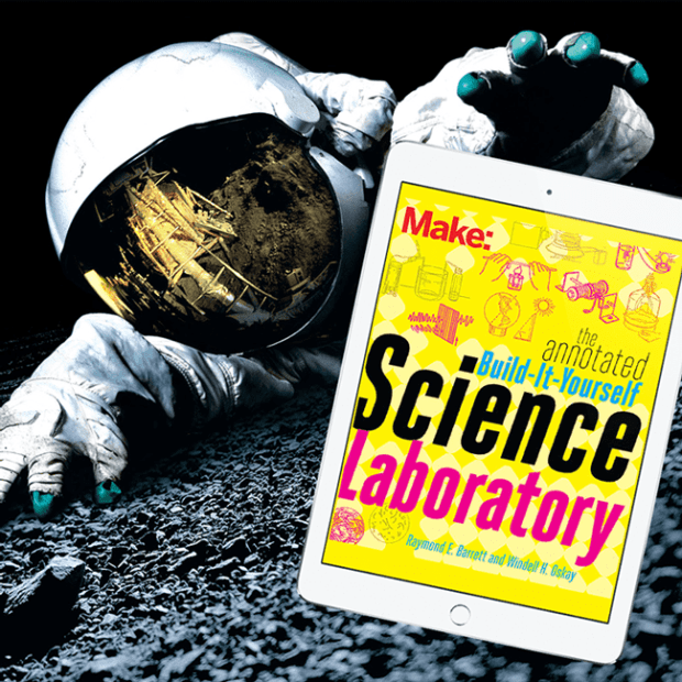Make: Science + Discovery Humble Bundle Book Pack