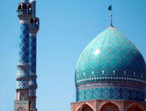 blue-mosque-kerman