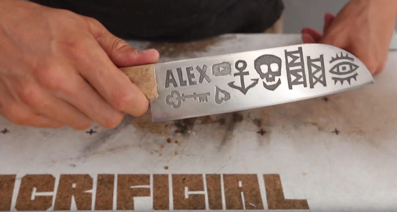 how to make your own chefs knife make