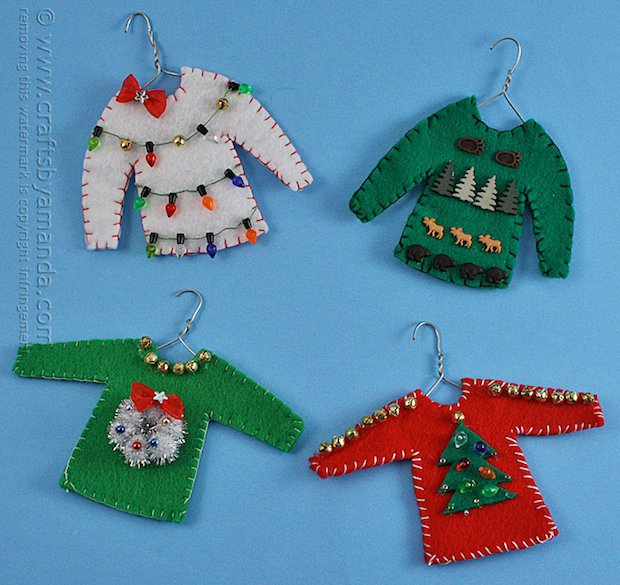 craftsbyamanda_ugly_sweater_ornaments_01