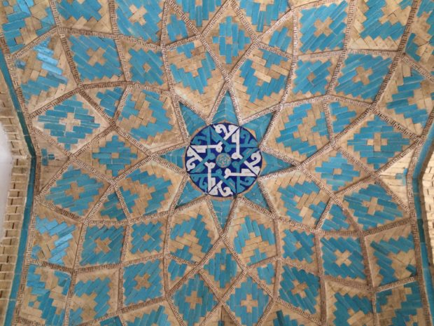 jameh-mosque-yazd-bannai-ceiling-pattern-gmohammadi
