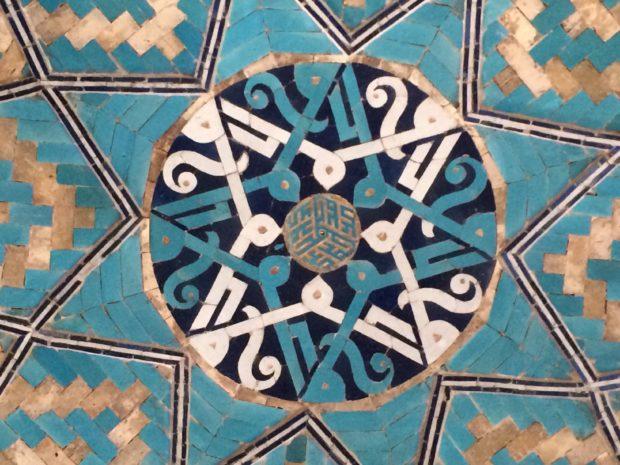 jameh-mosque-yazd-bannai-detail