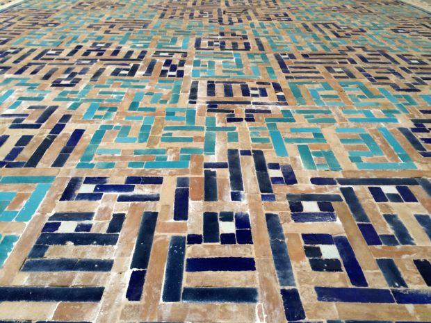 jameh-mosque-yazd-bannai-detail-gmohammadi